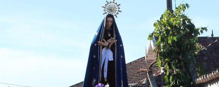 Festa Nossa Senhora das Angústias Barreiros